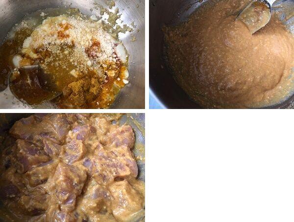 インド風カレー(辻仁成「ムスコ飯」第224飯レシピ)