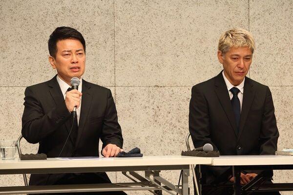 岡本社長の会見を受け、宮迫と亮の取る選択は……。