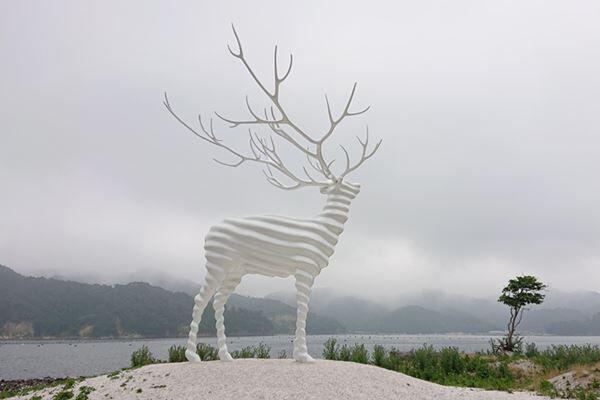 石巻で開催中!アートフェスティバルで大自然と復興を感じる