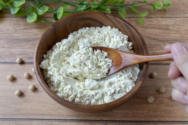 大豆1日100グラム摂取の味方、「おからパウダー」活用術