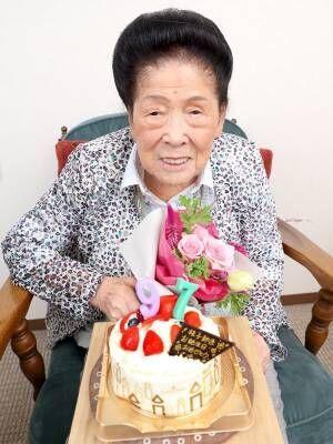 9月12日に97歳の誕生日を迎えた師匠(撮影:福田ヨシツグ)