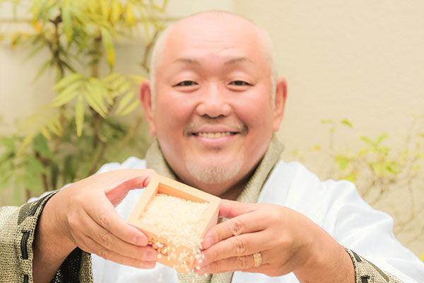 江原啓之さん指南 「大嘗祭」を過ごすときの「お米のとぎ方」