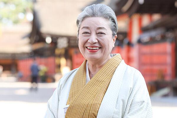 朝ドラ『スカーレット』出演、三林京子の「イケズな素顔」