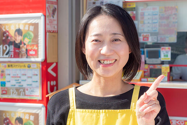 年末ジャンボ宝くじ「高額当せん売り場」販売員の顔相に共通点!