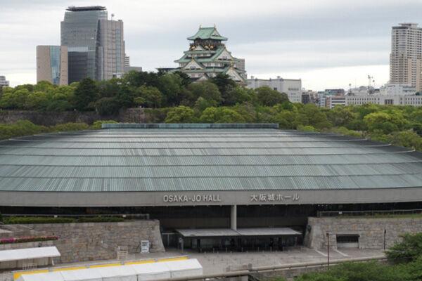 大阪は、大阪城ホールで2日間開催する。