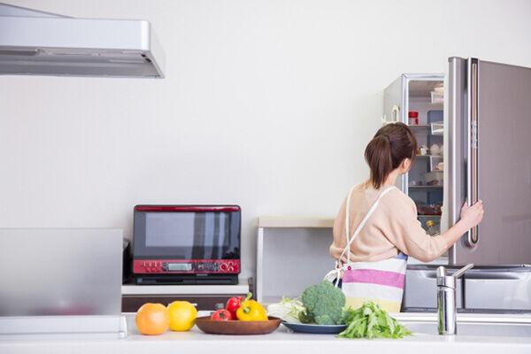 食品ロスを防ぐ!冷蔵庫「2入5出」の法則で年間4000円倹約に