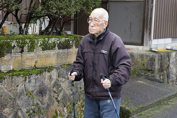 """100歳以上の割合が平均の3倍""""長寿の街""""京丹後市に集まる注目"""