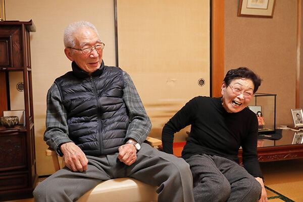 京丹後市ご長寿の暮らしに密着、手作り料理のメニューに秘密が
