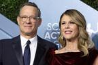 トム・ハンクスと妻が新型コロナウイルスに感染