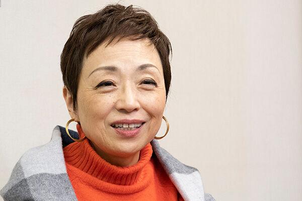 45歳で再デビューした歌手・クミコ 松本隆の存在感明かす