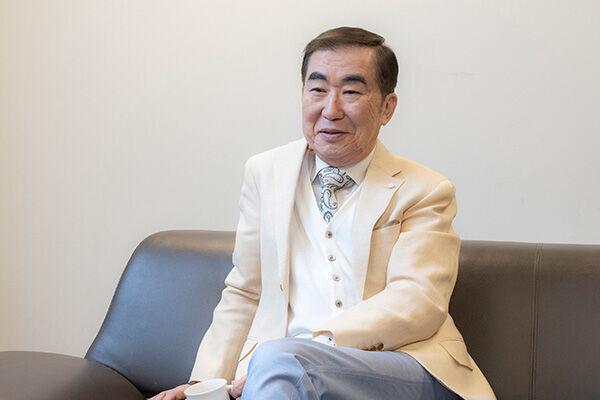"""桂文枝語る『新婚さん』での""""椅子コケ""""が始まったワケ"""