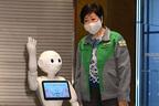 新型コロナ軽症患者ホテルレポ!最新お掃除ロボットが大活躍