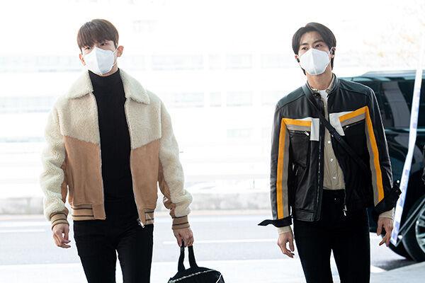 2月20日、仁川空港からジャカルタへと向かっていた。(写真:アフロ)