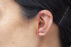 鍼灸師が伝授「耳に輪ゴムを巻くだけで肩こり、腰痛の改善も」