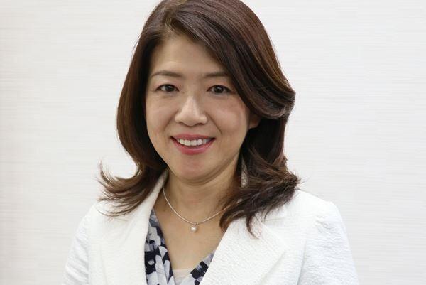 総裁選に向け、多忙ななか広島で本誌取材に応じてくれた裕子さん。