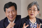 枝野幸男が語る菅義偉首相「政治的な駆け引きでは天才です」