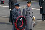 ヘンリー王子 戦没者追悼記念日に花輪の奉納を断られていた