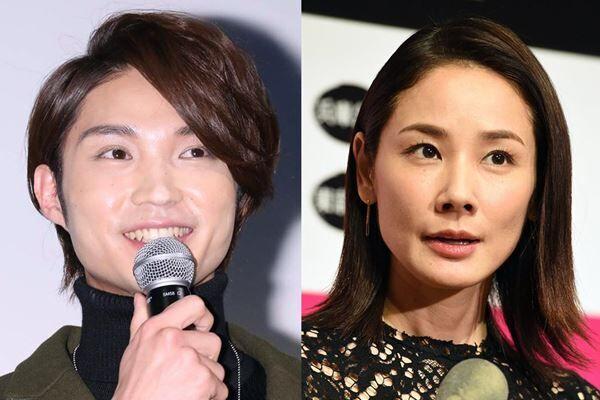 『恋する母たち』第4話でも磯村勇斗と吉田羊がキスシーンを演じた。