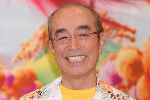 逝去から8カ月、今も事務所の顔であり続けている志村さん。