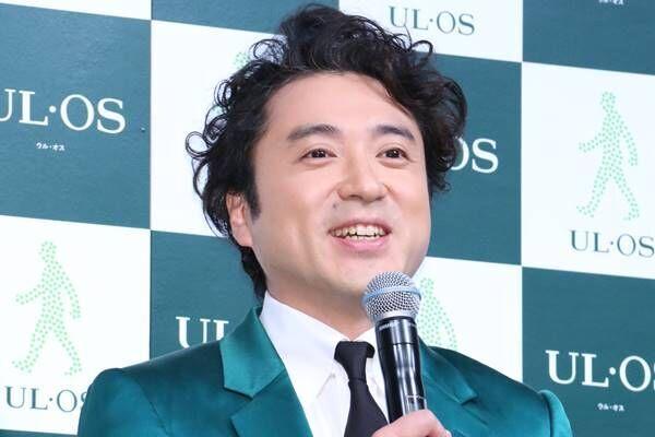 戸田の結婚発表直後、Twitterで、『おめでとうだよ』とコメントを寄せたムロ
