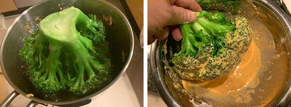 ブロッコリーのフリット(辻仁成「ムスコ飯」第286飯レシピ)