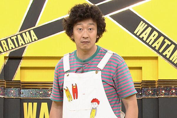 初の「わらたま芸人マスター」。来年1月3日の17時から放送予定の「わらたまドッカ〜ン 笑って元気100倍SP(第2弾)」にも出演予定。