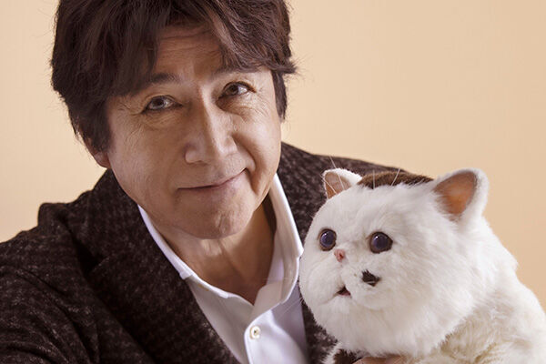 草刈正雄とブサカワ猫が素敵すぎる!「思わずもらい泣き」
