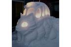 ジブリ、ミニオンズ、鬼滅…雪だるま職人の傑作バズ画像