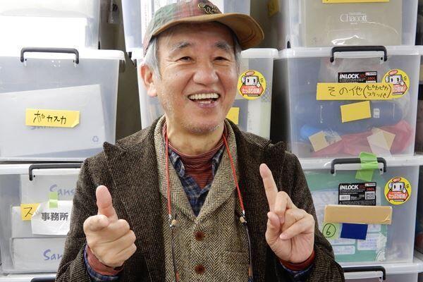 喰氏は半世紀にわたり、日本のエンタメ界の最前線で活躍してきた