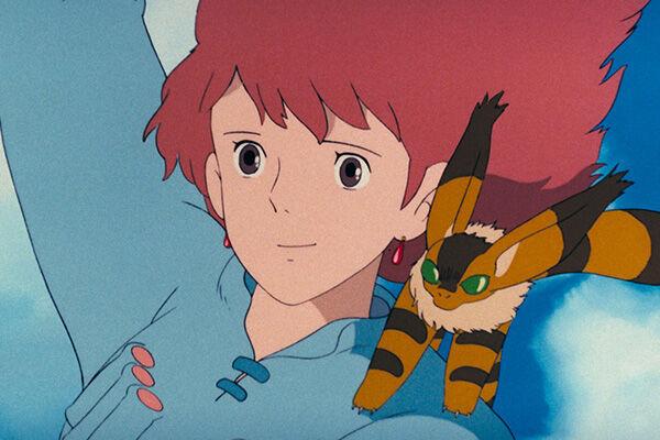 『ナウシカ』は『金曜ロードショー』(日本テレビ系)では計19回も放送され、いずれも高視聴率を記録(C)1984 Studio Ghibli・H