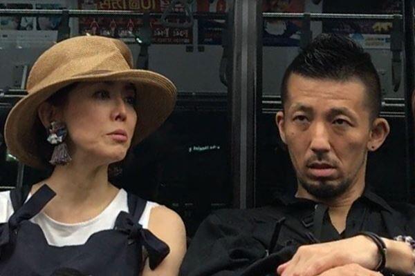 17年、山手線の電車に乗っていた熊谷と中澤