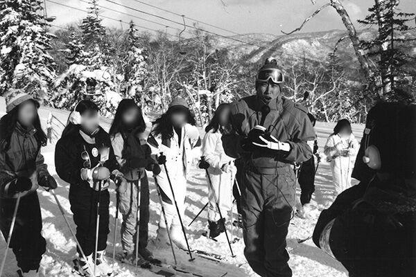 """""""出会いの場""""となるロケ撮影が行われたのはスキー場やBBQ場など"""