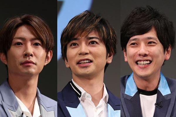 嵐 3クール連続で連ドラ主演が内定!10月から相葉、松潤、ニノ