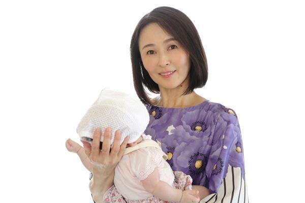 49歳で出産した小松みゆき見せた涙 子のため「長生きしなきゃ」