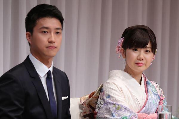7月8日、江宏傑との離婚が成立した福原愛