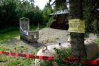 キャンプ場をグリズリーが急襲、テントにいた女性が死亡