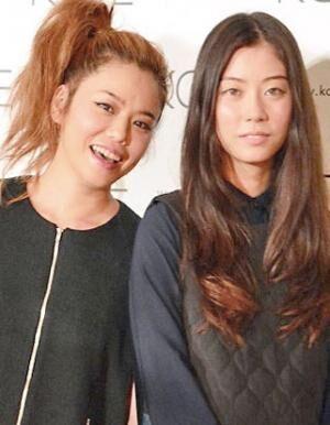初の母娘2ショットを披露した、Chara(左)とSUMIRE(C)oricon ME inc.