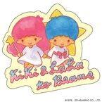 『キキ&ララ』×『BEAMS』のコラボウェア発売