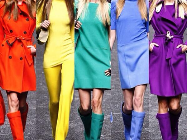 春夏ファッションは、色のパワーを借りて、なりたい自分を演出!