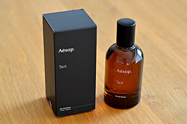 イソップ「タシット」は都会的で魅惑的な香り… ナチュラルな香水は男性にも