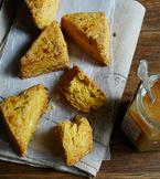 お菓子作りの気持ちが高まる秋に! 簡単で美味しい「スコーン」のレシピ