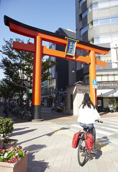 神戸を自転車で巡る、美味しい&ヘルシーな旅へ