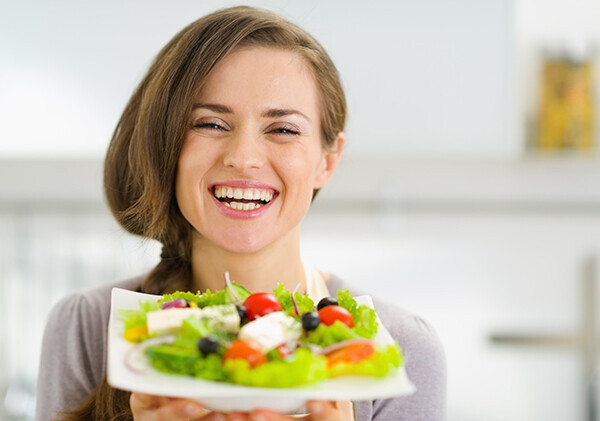 心と体の健康は食事から! 知的に「食」を愉しむ方法
