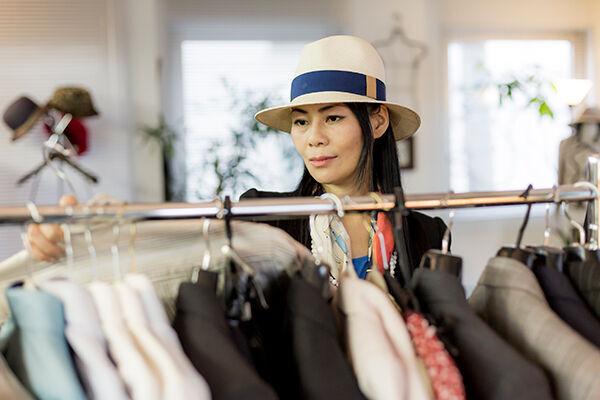 人生は「服選び」そのもの ~パーソナルスタイリスト政近準子さんによる、知的ファッションのすすめ