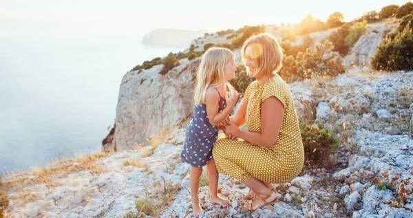 """子どもの将来を左右する非認知能力「EQ」は """"親の愛"""" で高まる。"""