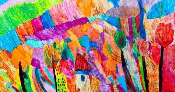 """美術鑑賞は """"ぶらぶら歩きでいい加減に"""" 。子どもがアートに目覚める瞬間"""