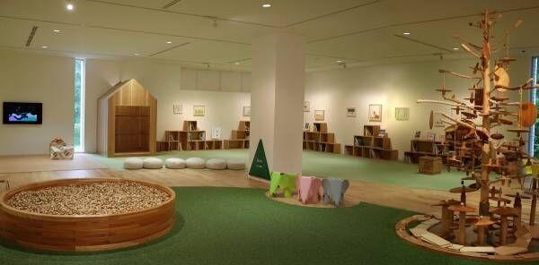 """五感が解放される、緑豊かな「クレマチスの丘」は """"子どもと美術が出会う場所"""""""