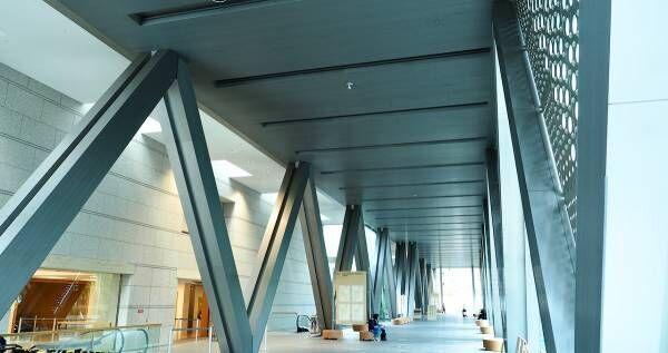 アートと子どもの距離が近い! 生まれ変わった「東京都現代美術館」で遊ぼう