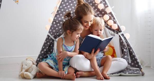 想像力を高めるには「棒読み」が有効!?読み聞かせの新常識とは