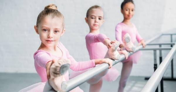 バレエを習い始めるなら何歳から?技術がしっかり身につく一生に一度のベストタイミング
